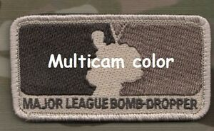 TALIZOMBIE© WHACKER TACP JTAC DEATH FROM ABOVE SSI: Major League Bomb Dropper c