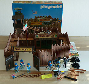 Playmobil 80er