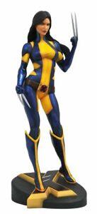 X-23 non masquée Marvel Gallery Diamond Select Figurine Exclusive Sdcc 2018 23 cm (