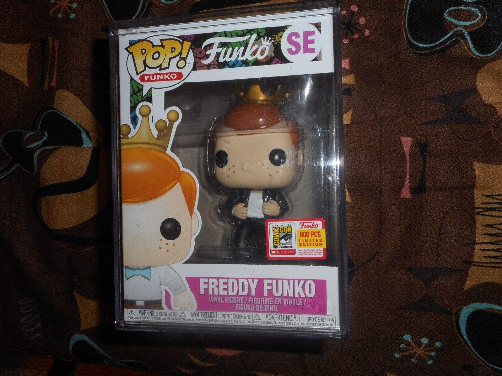 Funko Pop Frojody Funko  Chaqueta de cuero (Danny) de grasa en Projoector 800pc le
