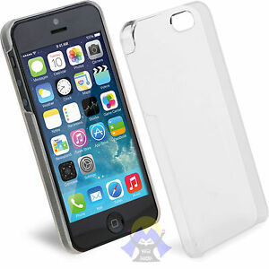 cover iphone 5 trasparente