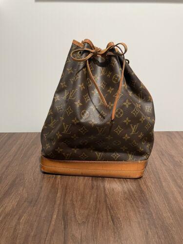 Authentic Louis Vuitton Noe GM Monogram Shoulder B