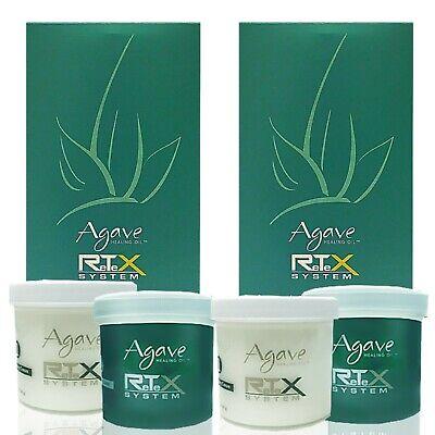 NEW Bio Ionic AGAVE Retex System Hair Straightening Kit TWO SETS | eBay