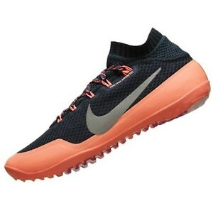 buy popular b64f8 083d6 Image is loading New-Women-Nike-Free-Hyperfeel-Run-TRL-Nvy-