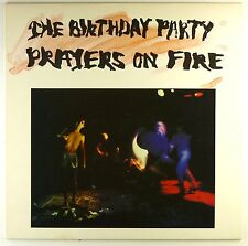 """12"""" LP - The Birthday Party - Prayers On Fire - M682 - RAR - washed & cleaned"""