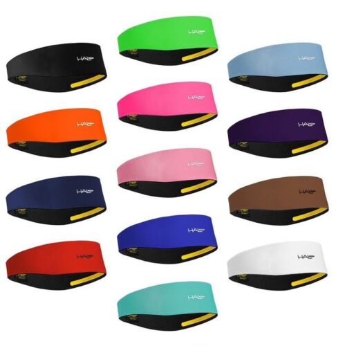 Fit Under Helmet Blocks /& Divert Sweat New Halo II Headband Pullover Sweatband