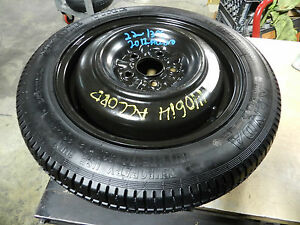 Image Is Loading 13 14 15 Honda Accord Spare Tire Wheel