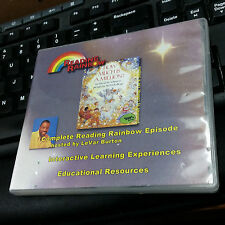 Reading Rainbow CD-ROM How Much Is A Million Complete Episode PLUS Levar Burton