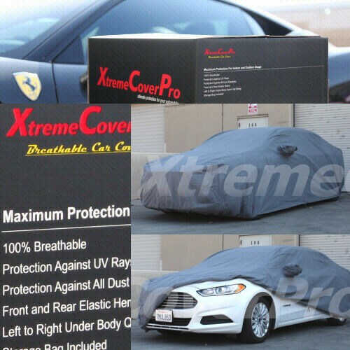 2013 Ford Fusion Breathable Car Cover w//MirrorPocket
