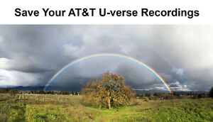 Instructions for saving att u verse recordings when upgrading or image is loading instructions for saving at amp t u verse recordings sciox Choice Image