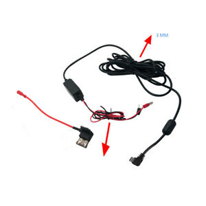 90-Hard-Wire-Kit-Car-Dash-era-amp-DVR-Exclusive-Power-BOX-USB-Car-Charger