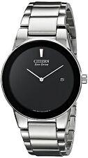 Citizen Eco-Drive Men's AU1060-51E Axiom Silver-Tone Watch Ships Free