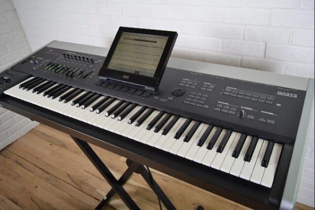 Oasys Keyboard Workstation : korg oasys 76 keyboard music open architecture synthesizer workstation work for sale online ebay ~ Russianpoet.info Haus und Dekorationen