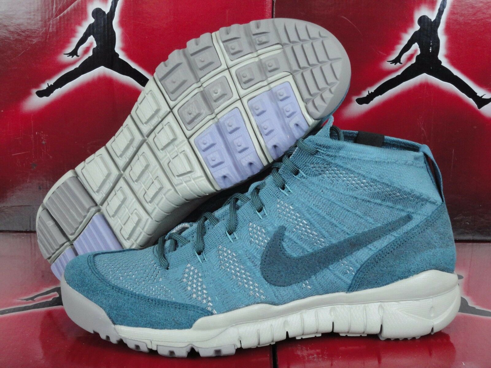 NIKE LAB FLYKNIT CHUKKA SFB TOTAL NIGHT FACTOR SIZE 8 MENS 652961-330 The latest discount shoes for men and women