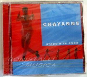 CHAYANNE-ATADO-A-TU-AMOR-CD-Sigillato-Italian-Edition-Anna-OXA