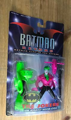 Hasbro 1999 DC Comics Batman Beyond THE JOKERZ Action Figure New Sealed JOKER