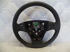 04 05 06 07 Volvo S40 OEM Steering Wheel w/ BUTTONS  SWITCH BLACK