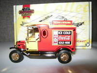 Matchbox Coca-Cola 1912 Ford Model T OVP