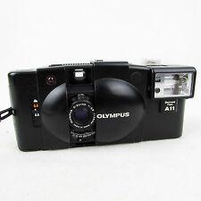 Olympus XA 2 35mm Film Camera D.Zuiko 35mm F/3.5 Lens + A11 Flash