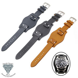 20mm-Military-Vintage-Straps-For-Tudor-Rolex-GMT-and-Submariner-Watches-Tools