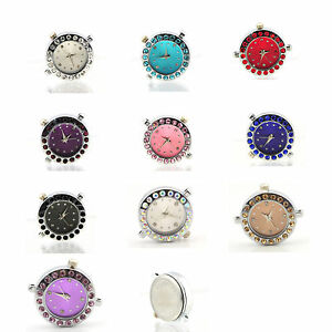 Stainless-steel-quartz-watch-faces-8-colours-for-shamball-watch-bracelets
