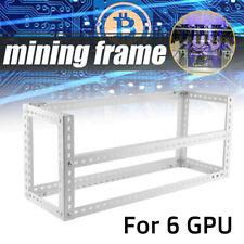 Yingte GPU Miner Case Mining Case Rig Open Air Frame For GPU ETH BTC Ethereum CL