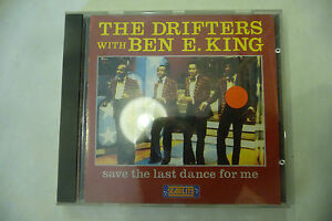 THE-DRIFTERS-amp-BEN-E-KING-034-SAVE-THE-LAST-DANCE-FOR-ME-CD-STARLITE-EEC-1990-034
