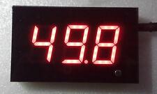Ws844 Digital Wall Mounted Noise Meter Sound Level Meter Decibel Tester 30 130db