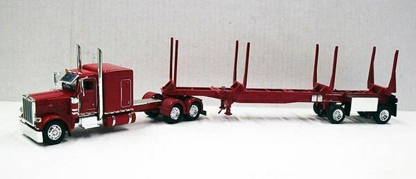 TONKIN 1 53 SCALE PETERBILT 389 MODEL   BN   56001