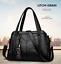 Genuine-Leather-Women-Vintage-Crossbody-Shoulder-Bags-Lady-Casual-Totes-Handbag thumbnail 3