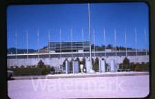 1963 kodachrome Photo slide  Air Force Academy #3 Colorado Springs CO