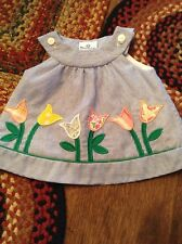 Florence Eiseman Baby Girls Dress  3-6months
