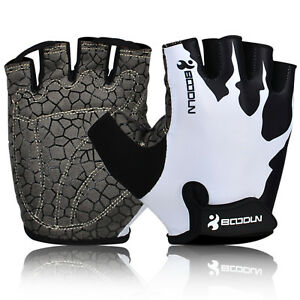 Half-Finger-Gel-Cycling-Gloves-Sports-Gym-MTB-Mountain-Road-Bike-Bicycle-For-Men