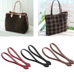 Replacement Leather Shoulder Bag Strap Ladys Handbag Strap Handle Accessories