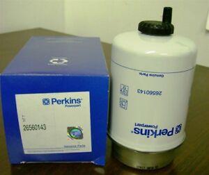 Fuel Filter 26560163 for Perkins Generators