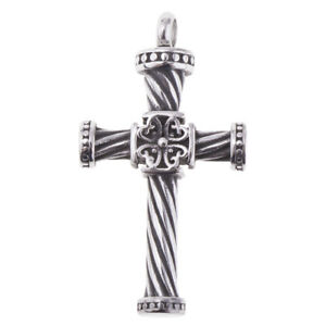 Stainless-Steel-Cross-Cremation-Urn-Necklace-for-Ash-Holder-Memorial-Pendant