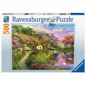 Ravensburger: Country House 500 Piece Puzzle *BRAND NEW*