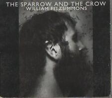 C.D.MUSIC  D472   THE SPARROW AND THE CROW : WILLIAM FITZSIMMONS     CD