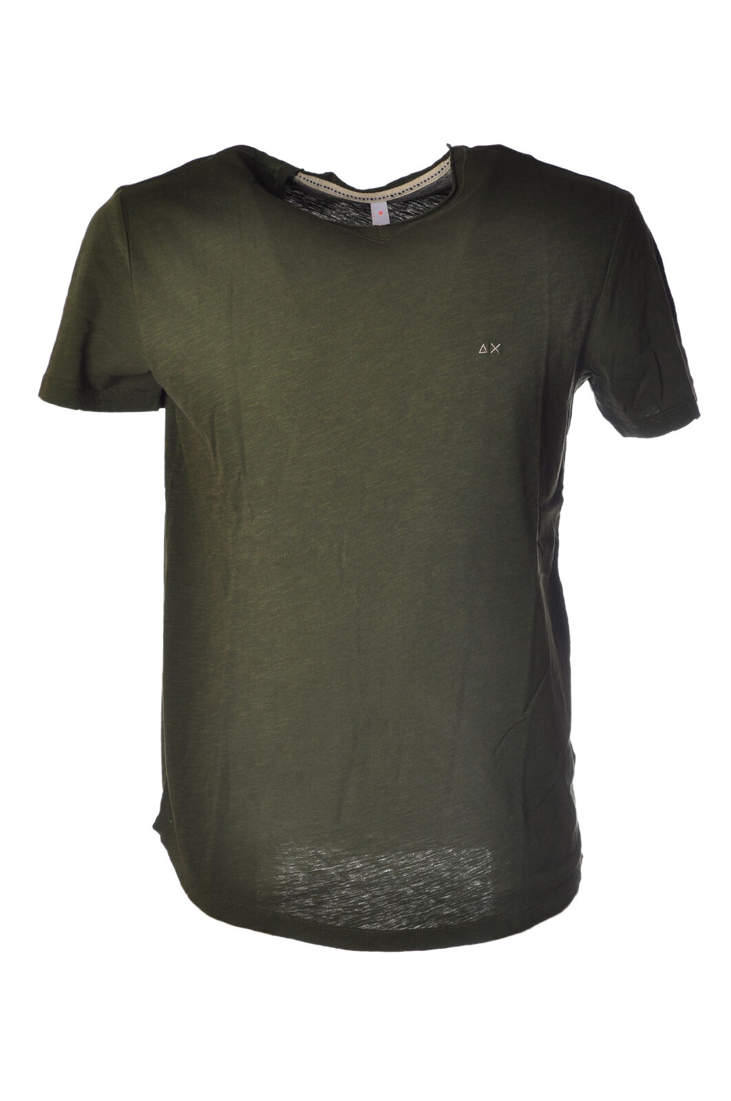 Sun 68 - Topwear-T-shirts - Man - Grün - 4916705G184629