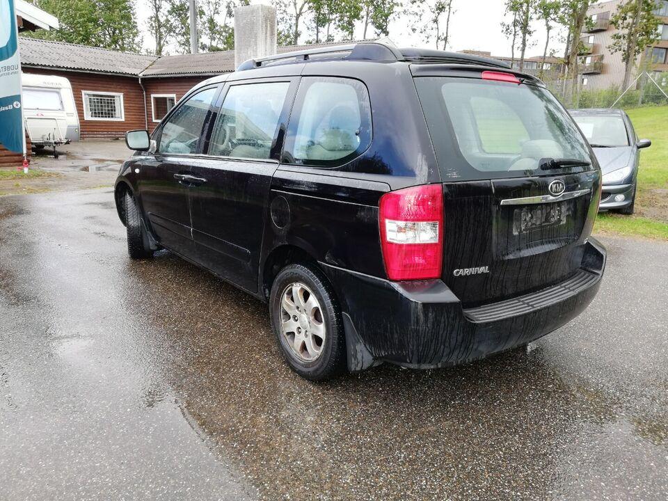Kia Carnival 2,9 CRDi VGT Active aut. Diesel aut.
