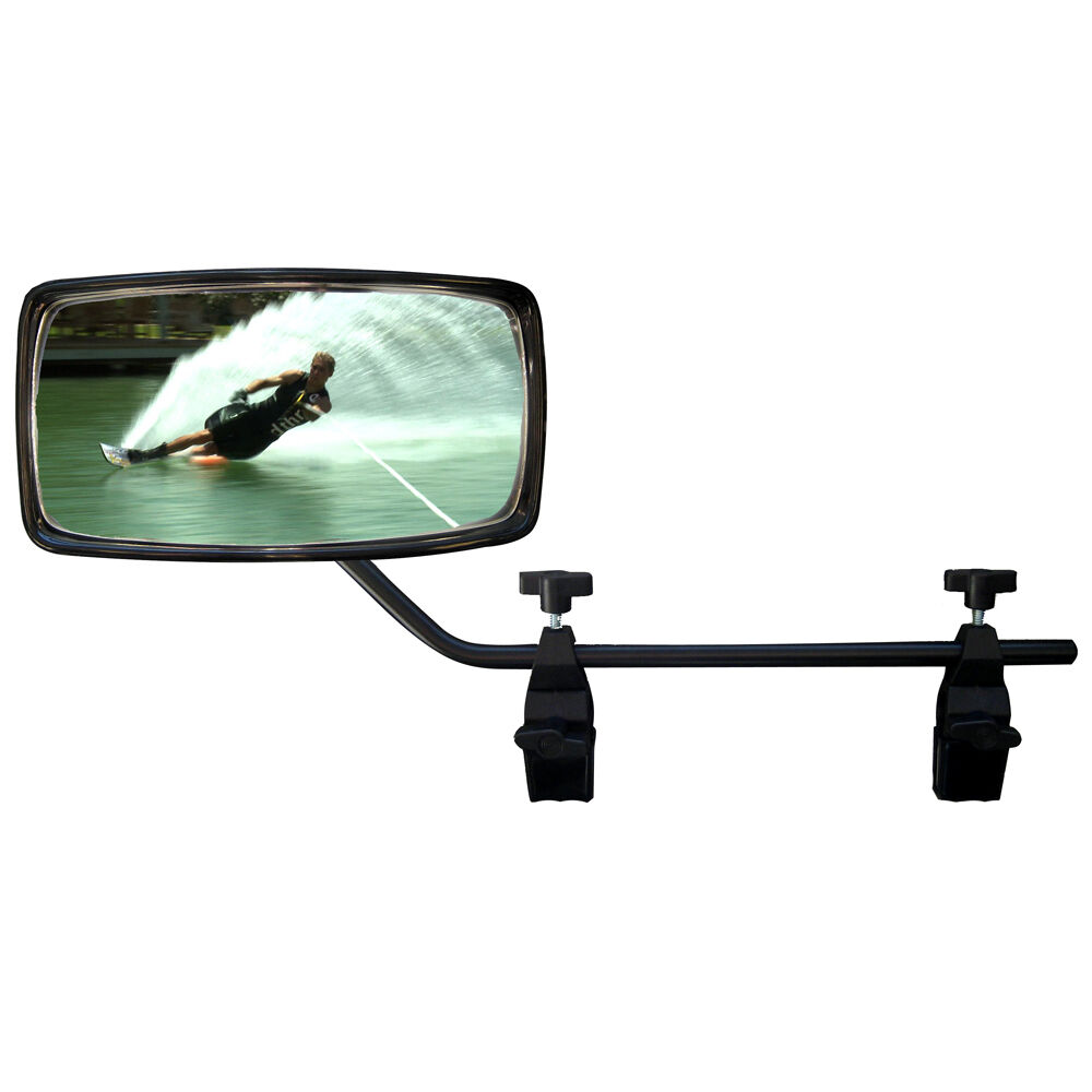 Attwood Clamp-On Ski Mirror - Universal  Mount  floor price