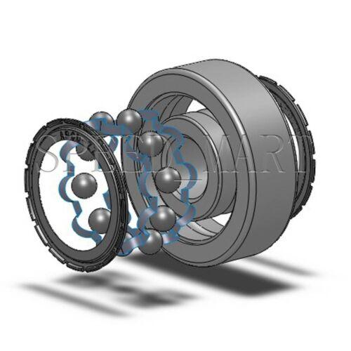 2pcs 605ZZ Miniature Bearings ball Mini Bearing 5mm*14mm*5mm