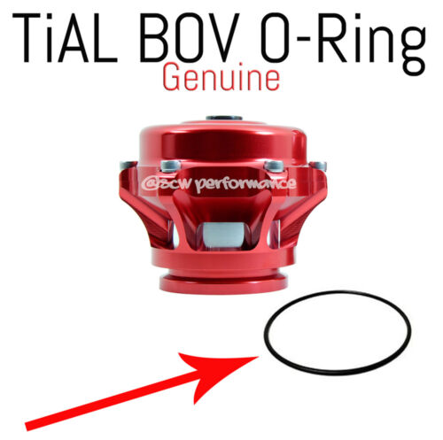 Genuine TIAL Blow Off Valve BOV O-Ring Kit #001628 50mm Q FAST SHIPPING