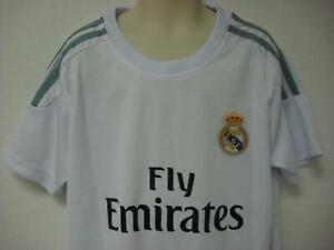 883bedcc Ronaldo #7 Fly Emirates Real Madrid CF Soccer Jersey & Shorts Unisex ...