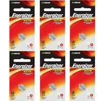 6 Pack Energizer Everready 3.0 Volt Photo Battery 2l76bp on sale