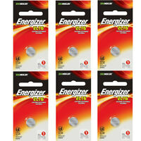 6 Pack Energizer Everready 3.0 Volt Photo Battery 2l76bp on sale