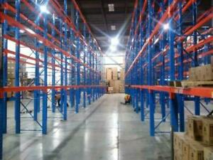Industrial Shelving - Pallet Racking - Guardrail - Mezzanine - Cantilever - Wire Partition Ottawa Ottawa / Gatineau Area Preview