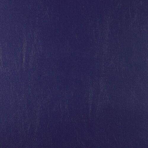Fil Boucle Arrière longueur de fil 12 x NO45 blue vinyl//simili Eco Boutons en tissu