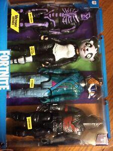 NEW Fortnite Squad Mode Victory Series Skull Trooper Panda DJ Yonder Blck Knight