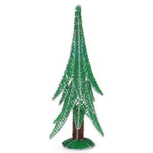 Beadworx-jardin-forêt Pine Tree Model ~ Perle Travail Cadeau-afficher Le Titre D'origine Ventes Bon Marché